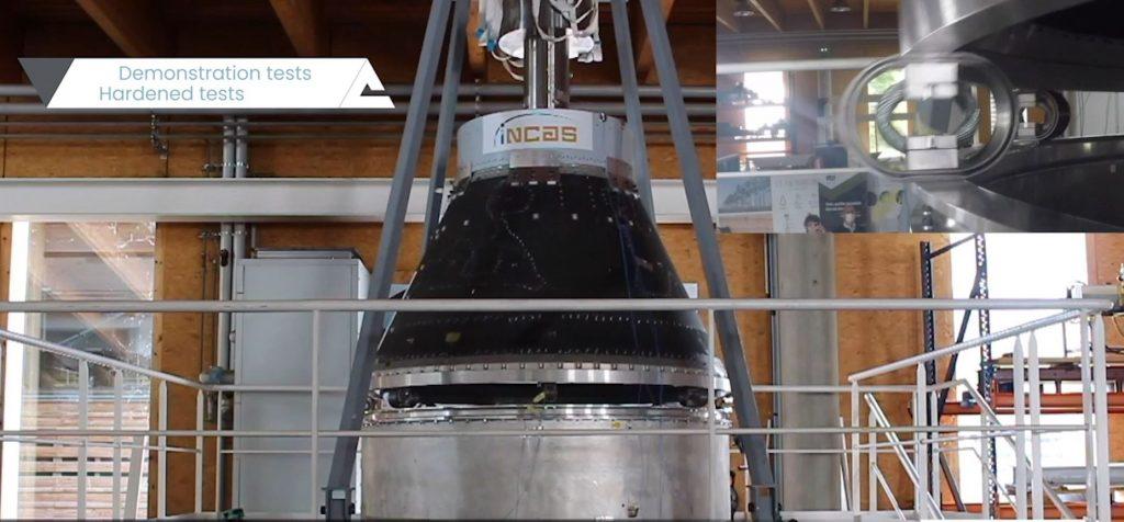 Finalisation du projet spatial INCAS – un marathon technique couronné de succès