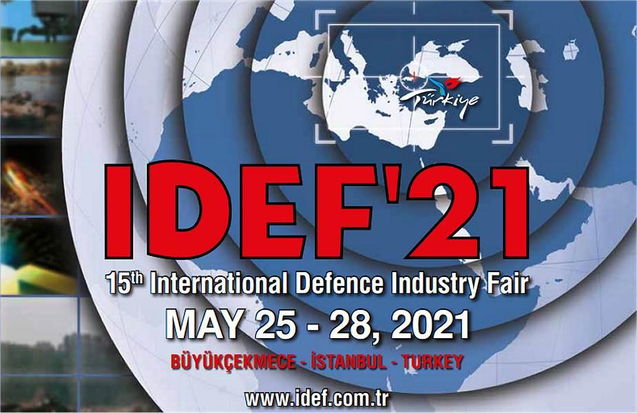 IDEF'2021 - 25-28 mai - Istanbul